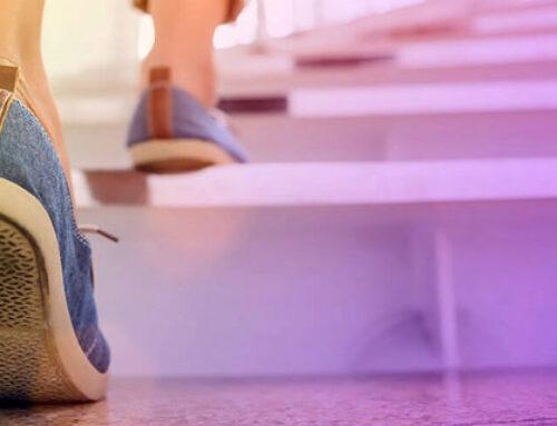 Taking Steps for Mental Health