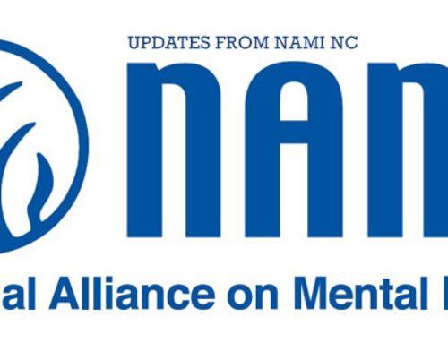 UPDATES FROM NAMI NC