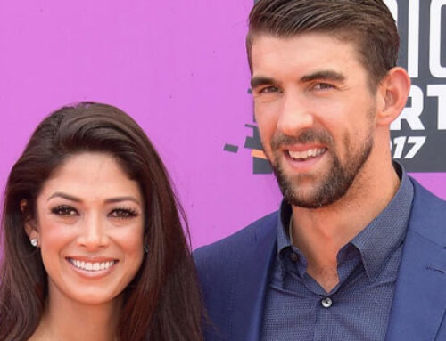 Michael Phelps' Wife Nicole Opens Up About His Depression Struggles