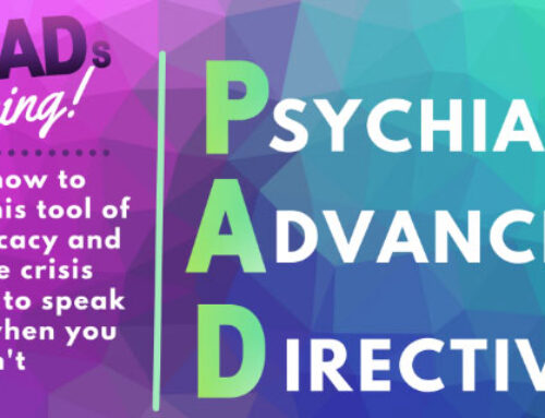 Psychiatric Advance Directive Webinar
