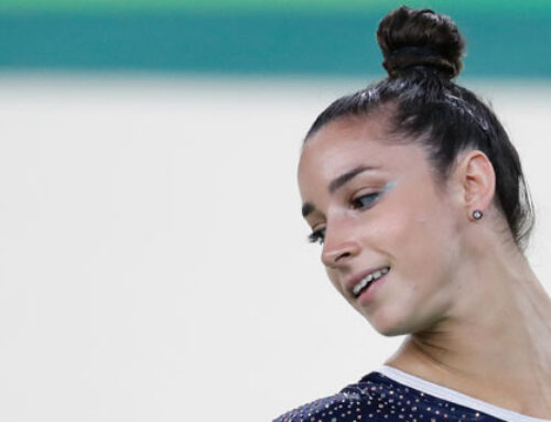 Gold Medalist Aly Raisman On How To Improve and Maintain Mental Health