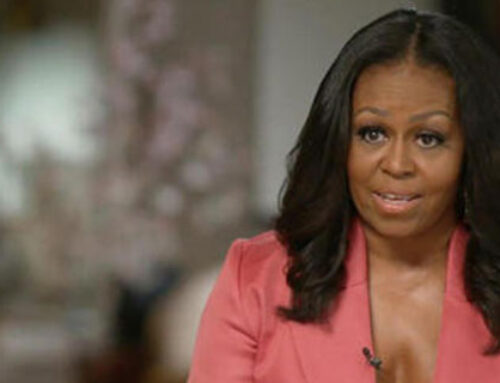 Michelle Obama Talks COVID and Mental Health