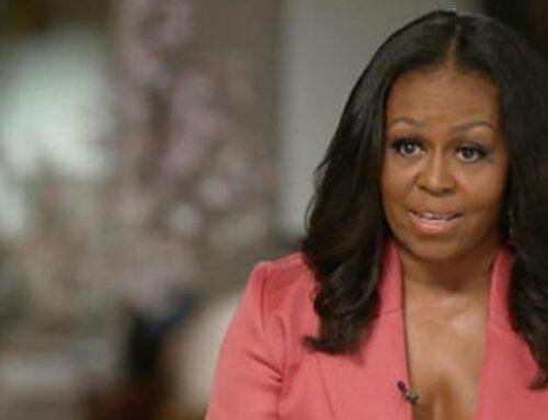 Michelle Obama Talks COVID and Mental Health