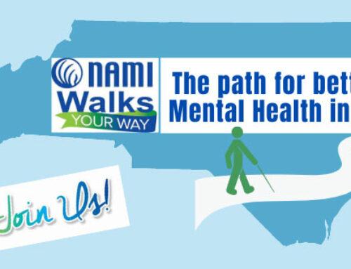 NAMIWalks Needs Awareness!