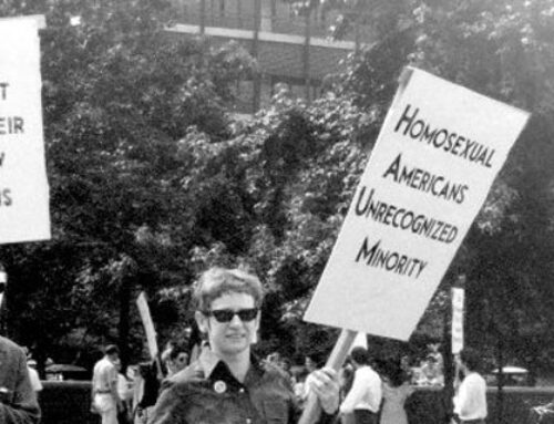 Homosexuality ≠ Mental Illness