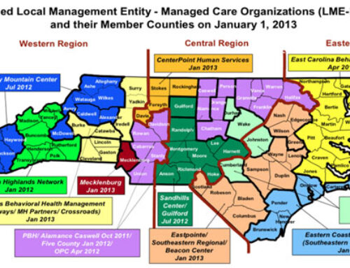 The Demise of Cardinal Innovations: How a State-Mandated Mental Health Organization Failed in Slow Motion