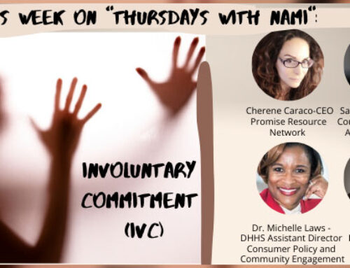 A Candid Conversation About Involuntary Commitment (IVC)
