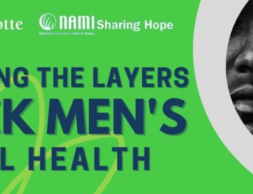 Black Men's Mental Health – Sponsored by NAMI Charlotte