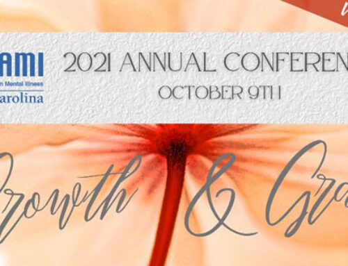 NAMI NC Annual Conference To Be Held on October 9th!