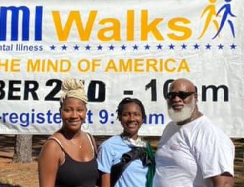 Thank You for Participating In Our Walk for Awareness!